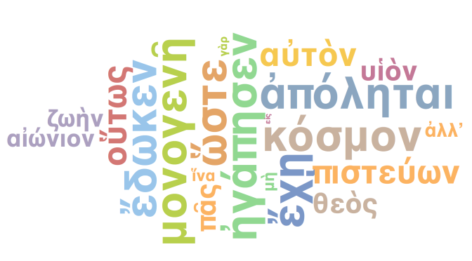 Bible Word Study – μονογενῆ (monogene)