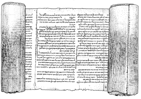 Isaiah Scroll from Qumran