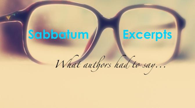 Sabbatum Excerpt: Tim Keller on Evil and Suffering