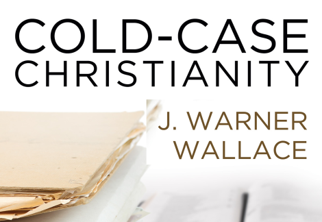 Cold-Case Christianity Cover