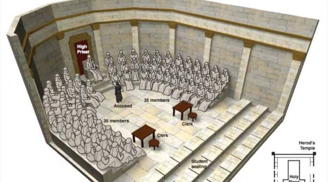 Biblical Nuggets: The Sanhedrin