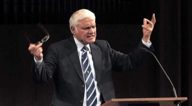 Ravi Zacharias – Unplugging Truth in a Morally Suicidal Culture