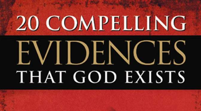 Free eBook: 20 Compelling Evidences That God Exists