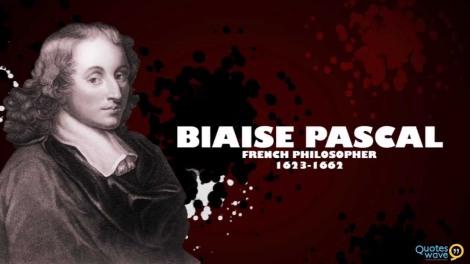 Blaise Paschal