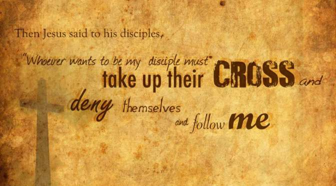 Sabbatum Excerpt: Self-Denial from the Imitation of Christ