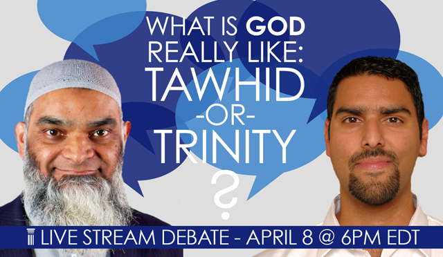 Stay Tuned In : Nabeel Qureshi Debates Shabir Ally