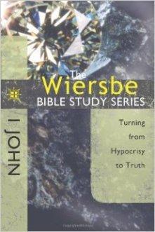 Wiersbe Bible Study Series - 1 John
