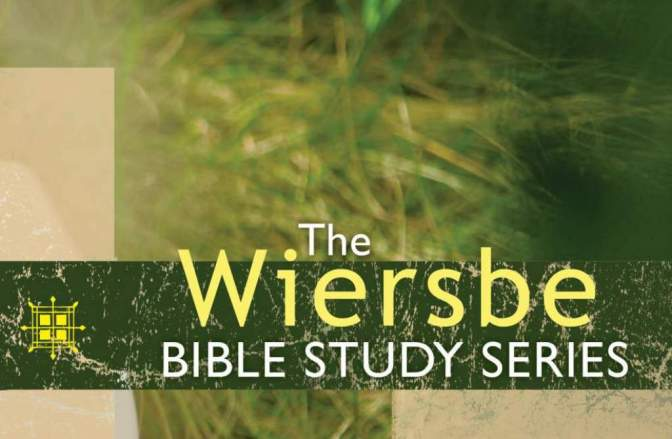 Free eBook Deal: The Wiersbe Bible Study Series: 1 Corinthians